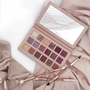 The New Nude Eyeshadow Palette