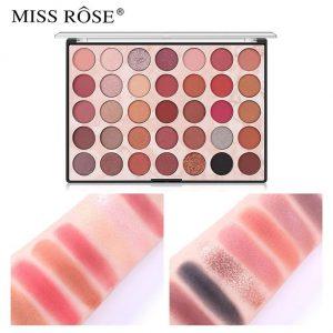 MISS ROSE 35 Color Eye Shadow Palette