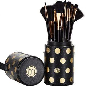 BH Cosmetics Black Dot Brush set