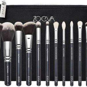 Zoeva Brushes Set Black