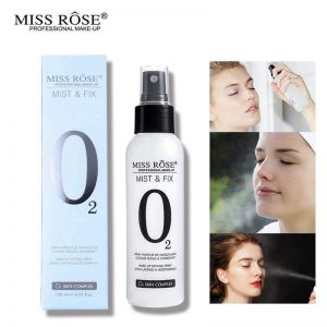 MISS ROSE O2 Mist & Fix Setting Spray