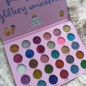 Party Like a glitter unicorn eyeshadow