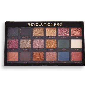 Revolution Pro Regeneration Eyeshadow Palette Bronze Age