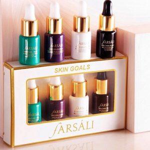 FARSALI SKIN GOALS SET